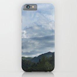 Princess Mononoke Landscape iPhone Case
