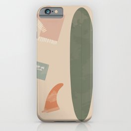 Only the Essentials iPhone Case