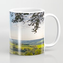 View over the hills in Limburg, The Netherlands Coffee Mug