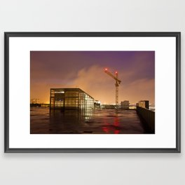 School of Architecture Framed Art Print