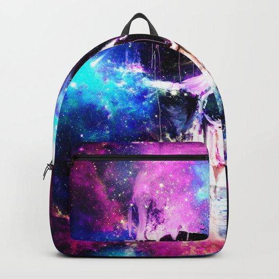 Space Skull Backpack