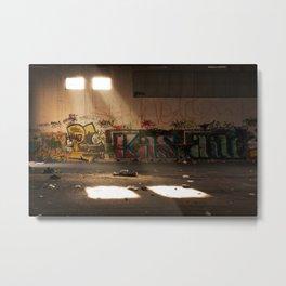 Beton.pl Metal Print