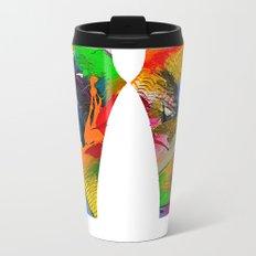 Colorful Leggings Metal Travel Mug