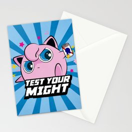 Jigglypuff chooses you! Stationery Cards