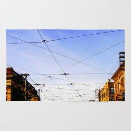 Queen Street Grid Rug