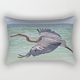 Soaring Rectangular Pillow