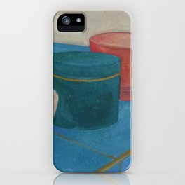 Still life - 3 Cups iPhone Case