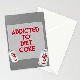 DietCoke Stationery Cards