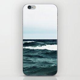 Turbulent iPhone Skin