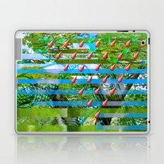 Landscape of My Heart (segment 2) Laptop & iPad Skin