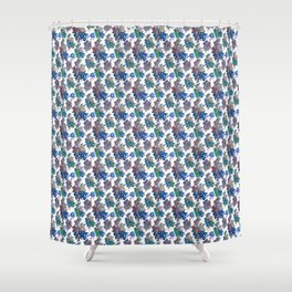 Victorian Bouquet Shower Curtain