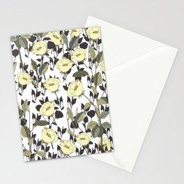 WILDFLOWERS GARDEN IN DIGITAL ART Stationery Cards