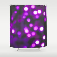 murakami Shower Curtains featuring Uncertainty  by Sharon RG Photography