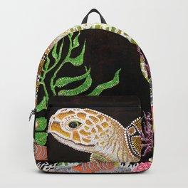 Sea Turtle, Reef Fish Backpack