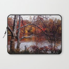 Fall in Central Park Laptop Sleeve