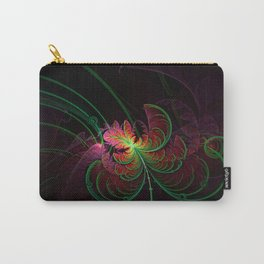 Exotic Rainforest Carry-All Pouch