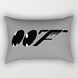 Mr. F (b) Rectangular Pillow