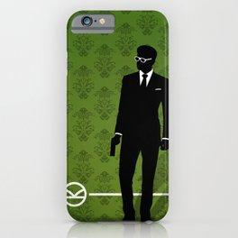 Kingsman: poster iPhone Case