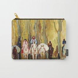 """""""Glorietta"""" by W Herbert Dunton Carry-All Pouch"""