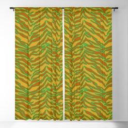 Tiger Print - Safari Blackout Curtain