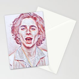 Timothée Chalamet x Sketch Stationery Cards