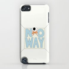 NO WAY iPod touch Slim Case