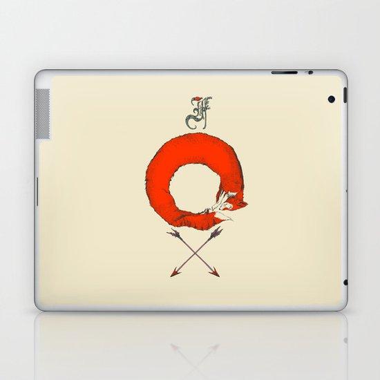 F.O.X Laptop & iPad Skin