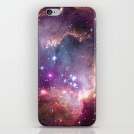 Wing of the Small Magellanic Cloud iPhone Skin