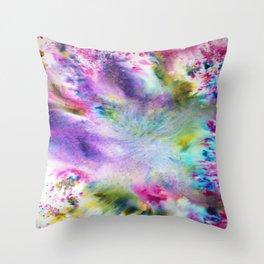 Tie Dye1 Throw Pillow