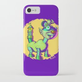 Do You See A Uranium Station Anywhere? iPhone Case