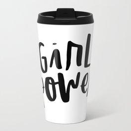 Girl Power 2 Metal Travel Mug
