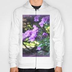 Geraniums Hoody