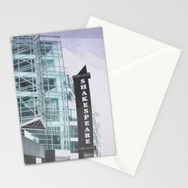 Chicago Shakespeare Theater  Stationery Cards