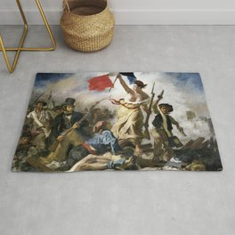 Lady Liberty of the French Revolution Rug