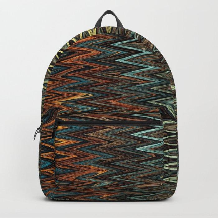 Southwestern Pattern Backpack