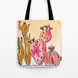 Cactus 85 Tote Bag