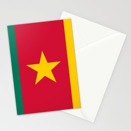 Flag of Cameroon Stationery Cards