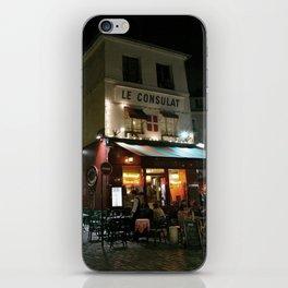 Paris by Night iPhone Skin
