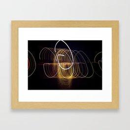 NIGHT VULTURES 2 Framed Art Print