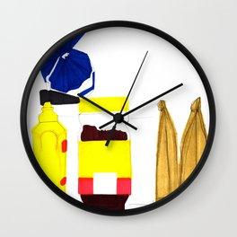 Home Brew Wall Clock