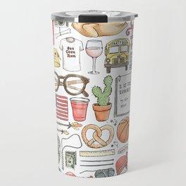 New Girl Travel Mug