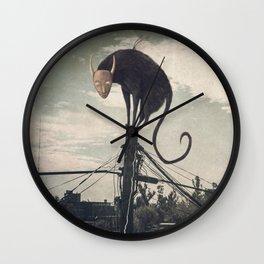 Bicho volador Wall Clock