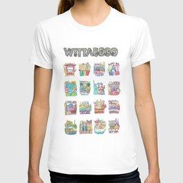 Sweet Sixteen Countries T-shirt