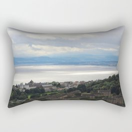 Sun on the Water Rectangular Pillow