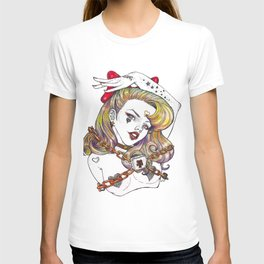 Sailor Venus Fanart T-shirt