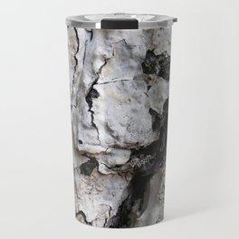 bark abstact no4 Travel Mug
