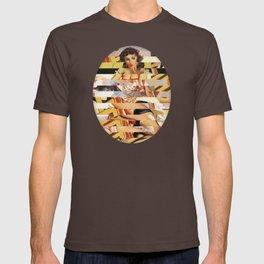 Glitch Pin-Up Redux: Vanessa T-shirt