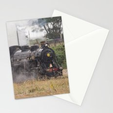 Train In Dungeness Kent Stationery Cards