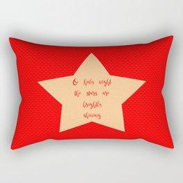 Holy Night Rectangular Pillow