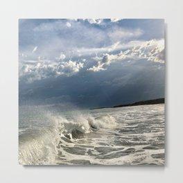 Sea Mare Mar Meer Mer Metal Print